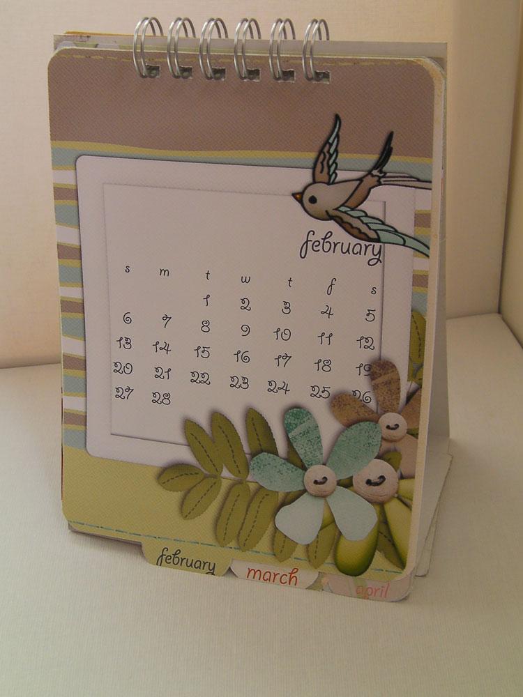Creative Digital Calendar digital gifts for christmas: 2013 calendar and more - digital