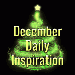 Getting Meaning in your December Daily