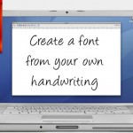 Celebrate National Handwriting Day with a Free Font! TODAY ONLY