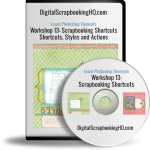 Scrapbooking Shortcuts Workshop