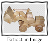Extract an Image