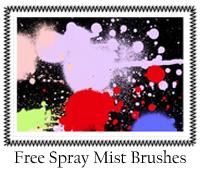 Free Spray Mist