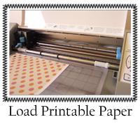 Load Printable Paper