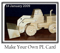 Make Your Own Project Life Card