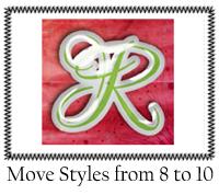 Move Styles