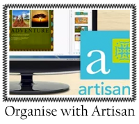 Organise with Artisan