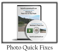Photo Quick Fixes
