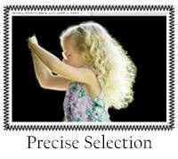 precise-selection