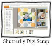 Shutterfly Digi Scrap