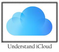 Understand iCloud