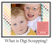 What is Digital Scrapbooking?