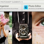 $50 off Photoshop & Premiere Elements 11 today only!