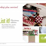 Giveaway – List It! Christmas Edition