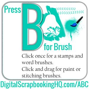 B-brush