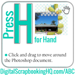 ABCs of PSE: H is for Hand
