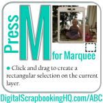 ABCs of PSE: M is for Marquee
