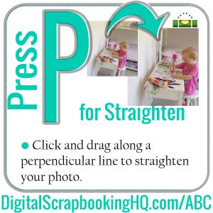 P-Straighten
