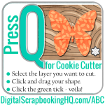ABCs of PSE: Q is for Cookie Cutter