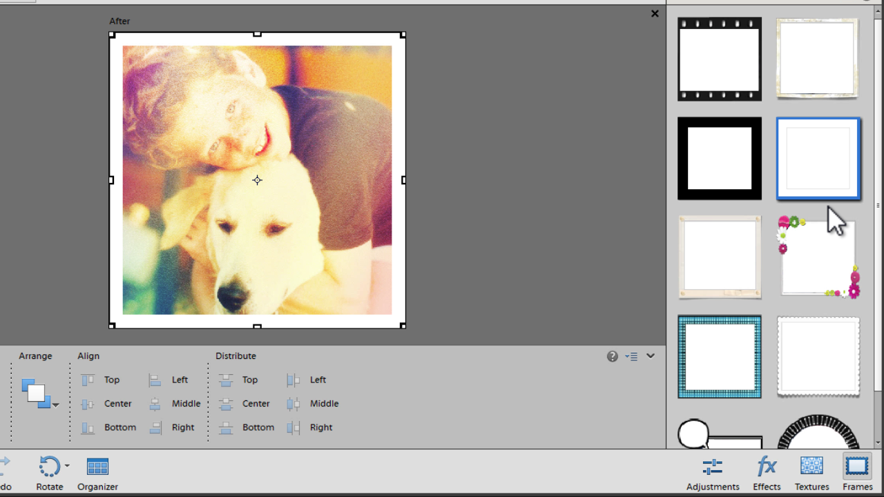 How to make instagram style effects in Photoshop Elements 12 ...