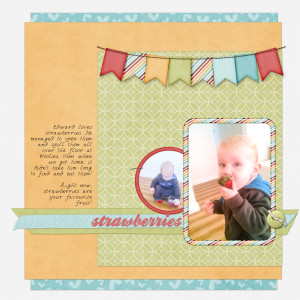 Adobe Photoshop Elements is a popular tool for digital scrapbooking, but sometimes it can be a little confusing to know where to start. Learn how to add a frame to your photo! #digiscrap #digital #scrapbooking