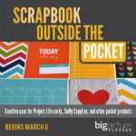 GIVEAWAY: Scrapbooking Outside the Pocket