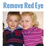 How to Remove Red Eye with Photoshop Elements