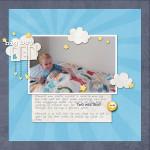 Inside my Album: Big Boy Bed