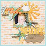 Inside my Album: Let Your Light Shine