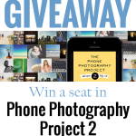 GIVEAWAY: The Phone Photography Project 2