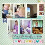 Inside my Album: Through Emily's Eye