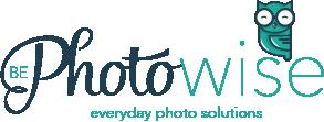 PhotoWiseOwlLogov2