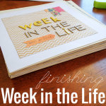 Week in the Life Album Walkthrough