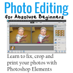 Photo Editing for Absolute Beginners