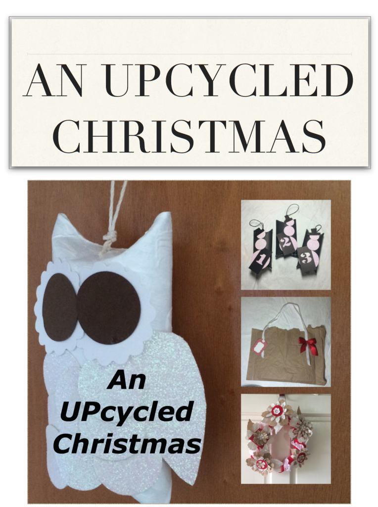 Upcycle Your Christmas with Gina Zee http://www.digitalscrapbookinghq.com/upcycle-christmas-gina-zee/ #recycle #upcycle #crafts