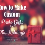 Create amazing photo gifts for the holidays with Jackie Lyals and Mary Moseley https://digitalscrapbookinghq.com/photo-gifts-jackie-lyals/ #photo #scrapbooking #android #iphone #gifts