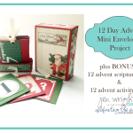 Pocket Sized Advent Fun with Jen Wright
