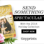Make Custom Christmas Cards with Tiny Prints