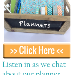 Scrapbooking Inspiration Podcast: Perfect Planners