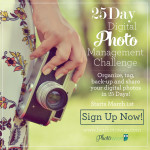Digital Photo Management Challenge