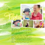 Inside my Album: Easter