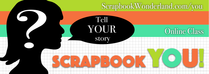"Listen in as I chat with Alice Boll about her new class ""Scrapbook YOU!"" in this episode of the Scrapbook Inspiration Podcast. #digi #digiscrap #scrapbooking"