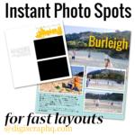Instant Photo Spots