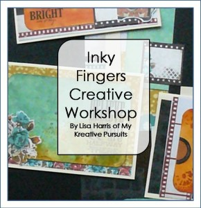 Inky Fingers - Square Image