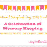 Celebrate Memory Keeping with Lisa Harris