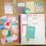 What exactly is inside the inter National Scrapbook Day bundle?