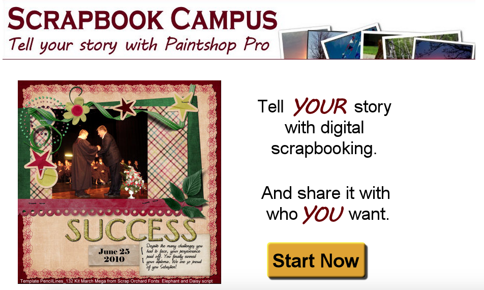 Carole Asselin of Scrapbook Campus joins me for this episode of the Scrapbooking Inspiration Podcast. Listen in as we chat about using Paintshop Pro for your digital scrapbooking. #digitalscrapbooking #digiscrap #paintshoppro