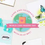 World Card Making Day 2015