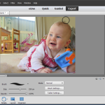 How to Clean Up the Background of a Photo in Photoshop Elements