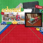 Inside my Album: Edward