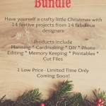 Creative Christmas Bundle 2015 with Lisa Harris